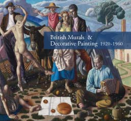 Murals & Decorative Painting 1920-1960