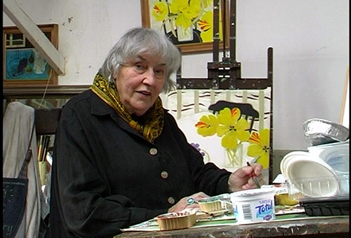 Paintings by the artist Mary Fedden