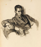 Portrait of an RCA student, circa 1926