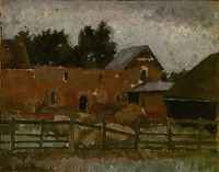 RCA Sketch 'The Little Manor Farm'
