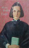 Portrait of Mary Baker Eddy, circa 1930