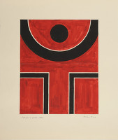Red for a Monk, 1962