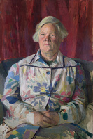 Portrait of a Retired Schoolmistress...