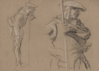 Studies of a Guard