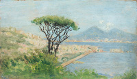 The Bay of Naples, c. 1893