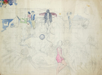 Study for Hebridean Memory, 1951