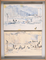 Two sketches of Cannes, 1964-65