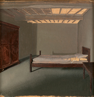 Artist Winifred Knights: Study for Jairus Daughter