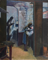 Two women arc welding, 'War 39-46'