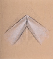 Artist Sir Thomas Monnington: Study for Design for Bristol Council House ceiling, circa 1953