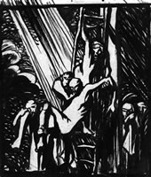 Christ Lowered from the Cross