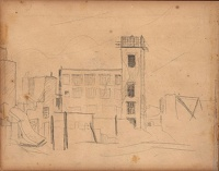 Study for Coventry, 1940