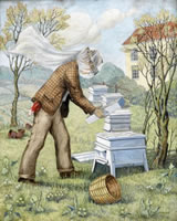 The Bee Keeper, 1947