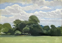 Landscape near Leyswood. 1940's