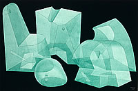 Study of three dimensional green...