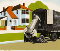 Household Removals - Poster Design...