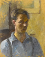 Early Self-Portrait, mid  1920's