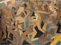 Untitled composition, 1912